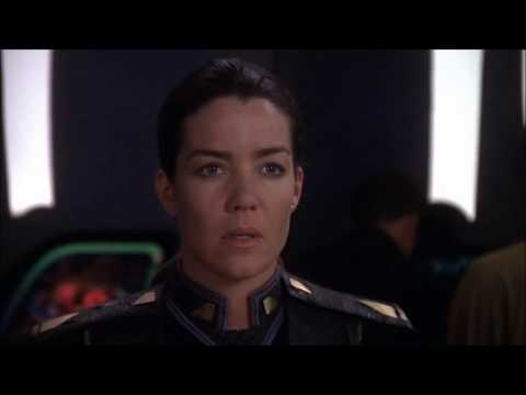 Babylon 5 - Ivanova: Death Incarnate  (Season 4, Episode 19 - Between The Darkness And The Light)