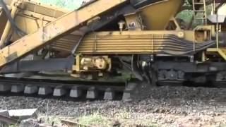 This is How Railway Lines are Built   Wonderful Engineering