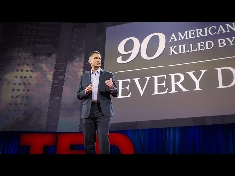 Why gun violence can't be our new normal   Dan Gross