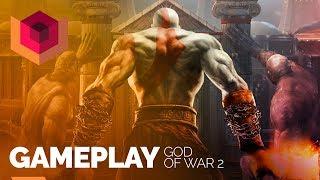 God of War 2 (HD no PS3) – Gameplay AO VIVO!