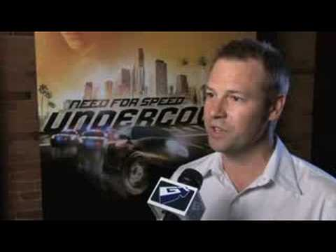 Need for Speed Undercover: Scott Nielsen Interview