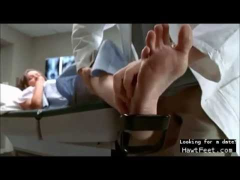 Emma Thompson with male gynecologist (movie scene)