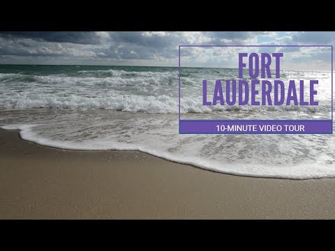 How to enjoy vacation in the amazing Fort Lauderdale Area #TravelTips