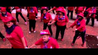 Red Hat Ladies perform Flash Mob...Gangnam Style Thumbnail
