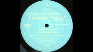 "VR008 Louie Vega presents Ursula Rucker ""Journey"