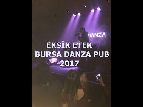Norm Ender - Eksik Etek - Danza Pub Bursa (HD)
