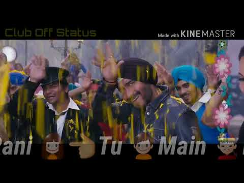 Rani Tu Main Raja Whatsapp Status || Son Of Sardar || Made By || Club Off Status
