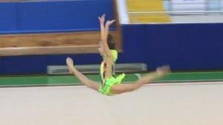 2017 Mart Kocaeli Ritmik Cimnastik Minikler Yarışması Sera Ertuğ