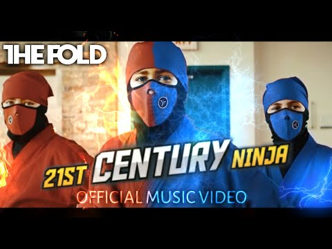 LEGO NINJAGO 21st Century Ninja  The Fold