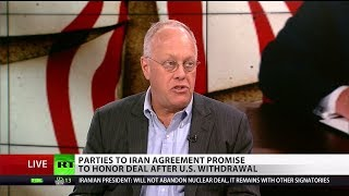 US Iran withdrawal: many unintended consequences says award-winning journalist [2018 Report]
