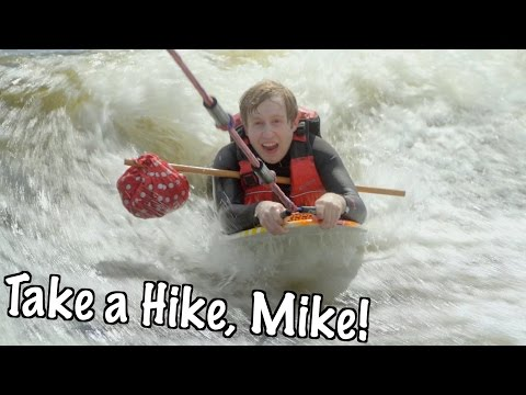Take a Hike, Mike! Erickson Marine