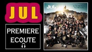 PREMIERE ECOUTE 💥 JUL - Je ne me vois pas briller (ALBUM) thumbnail