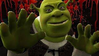 Chased by Shrek (Garry