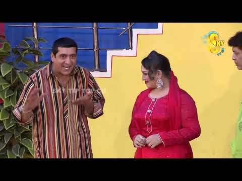 Zafri Khan and Amanat Chan Stage Drama Budhay Shararti 2 Full Comedy Clip 2019