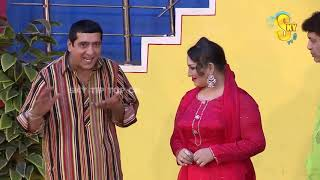Zafri Khan and Amanat Chan Stage Drama Budhay Shararti 2 Full Comedy Clip 2019