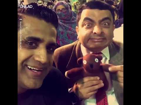 UNILAD   Holy sh t! The Pakistani Mr  Bean is too