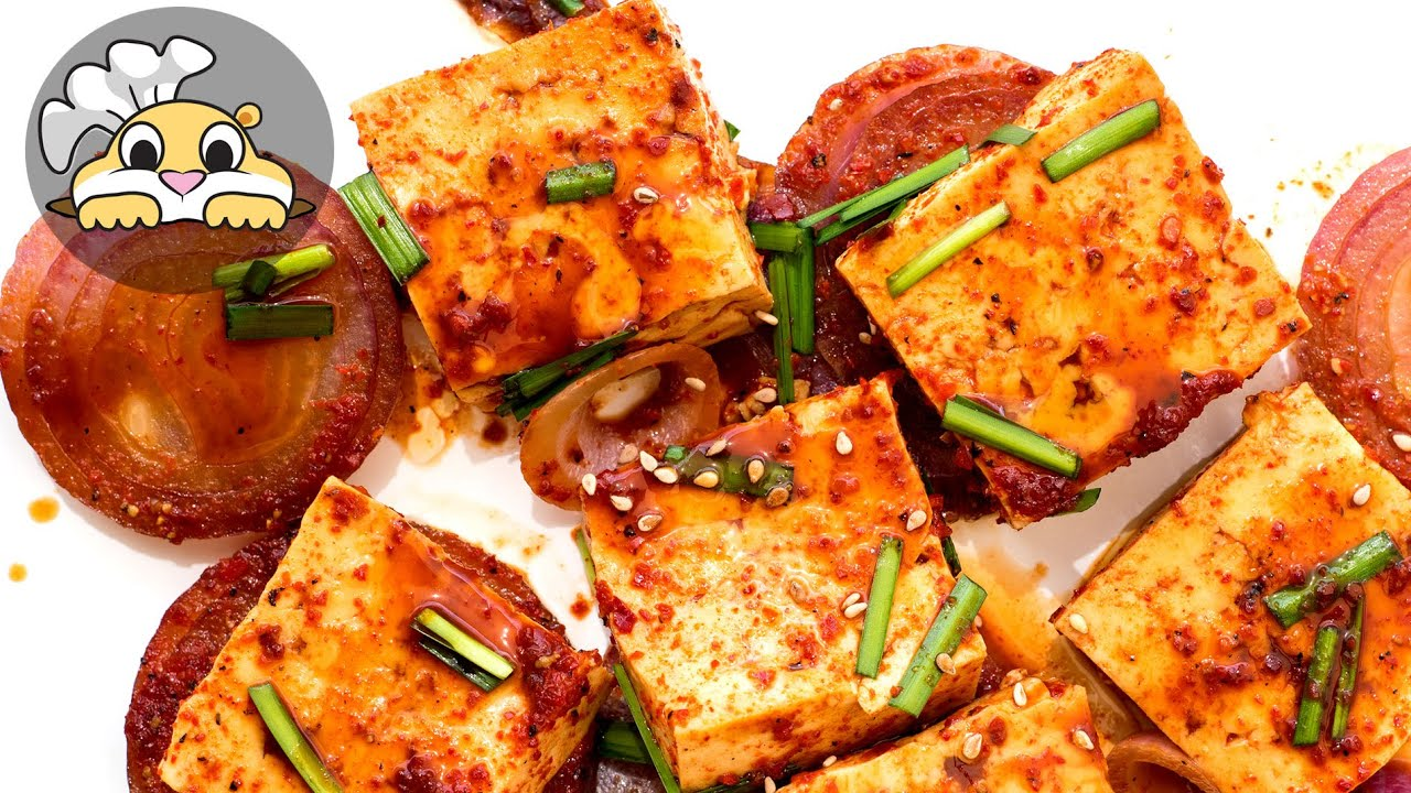 Tofu recipes korean fluffy braised tofu in 10 minutes tofu recipes korean fluffy braised tofu in 10 minutes youtube forumfinder Gallery