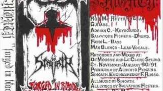 Sinoath - Witch Bleed On Fire