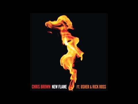 Chris Brown  New Flame HQ