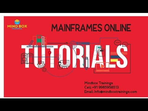 Mainframes Online Training | IBM Mainframes Online Training  | MindBox Training Online