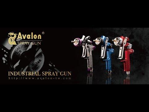 AVALON SPRAY GUN UNBOXING EN (Español)