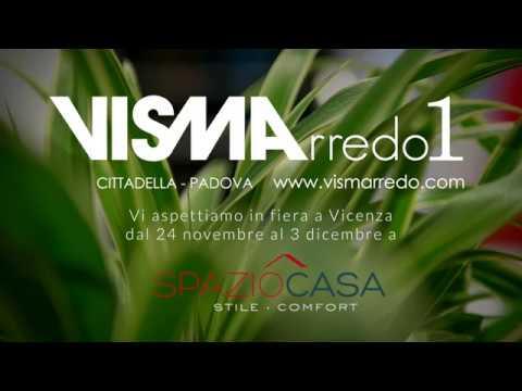 Visma Arredo ti invita a Spaziocasa 2017 - Fiera Vicenza - YouTube