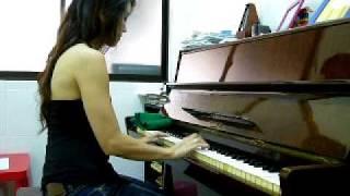 周华健 - 爱相随 EMIL CHOW - Ai Xiang Sui - ZHOU HUA JIAN piano by Liew Jenn Li
