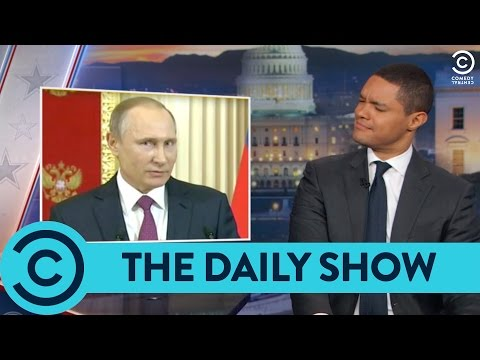 All Hail Pee-Otus - The Best Of The Daily Show | Comedy Central