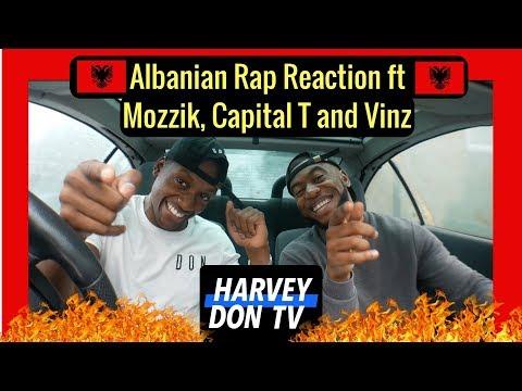 Reacting to Capital T, Mozzik and Vinz (HarveyDon TV) @raymanbeats