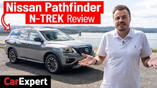 2020 Nissan Pathfinder: We review the ST-L N-Trek special edition! It's old, but is it good? | 4K