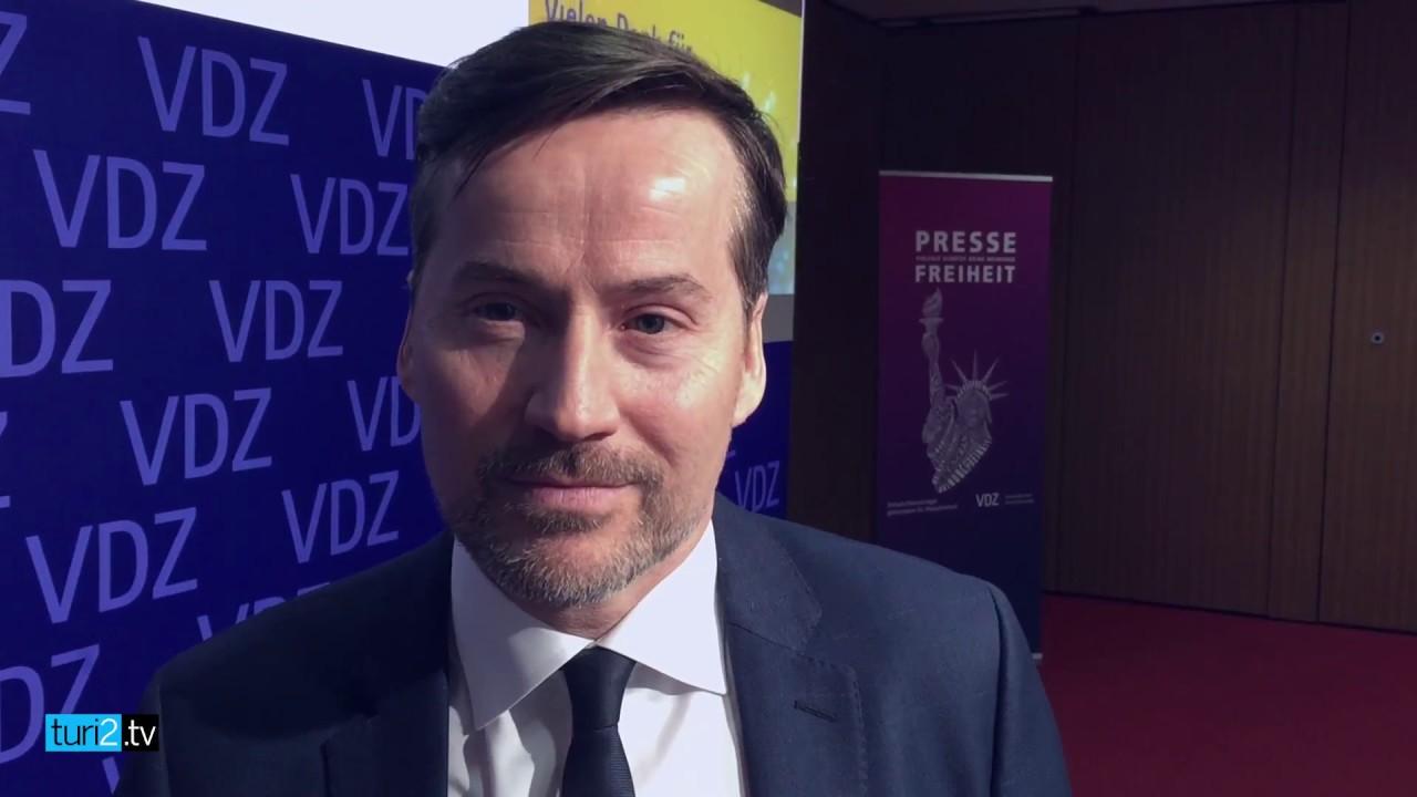"""""""Von Print geht Innovation aus"""": Stephan Scherzer zum Zeitschriften-Trend 2018"""