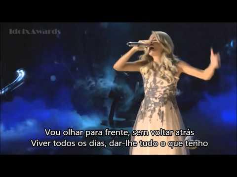 Carrie Underwood   Something in the water Legendado Mp3