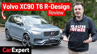 Volvo XC90 2020: Detailed review of Volvo's supercharged AND turbocharged SUV