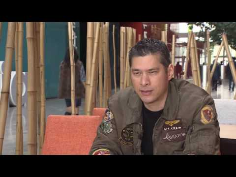 Charles McGrath tells about himself, Bruce Lee and his Kazakhstan experience - Kazakh TV