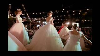 Свадебный показ салона Синдерелла Wedding. Постановщик показа Александра Тюменцева