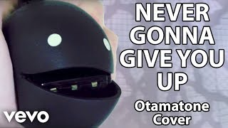 Never Gonna Give You Up - Otamatone Cover