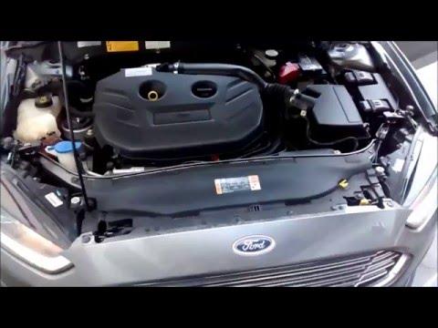 Engine Start Ecoboost Ti Vct 2 0 16v Ford Fusion Anium