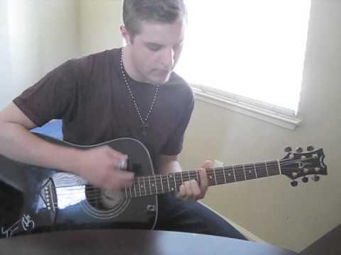 Breaking Benjamin - Dear Agony (Acoustic Cover) - YouTube