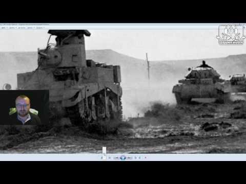 """История танкостроения США. Легкий танк M3 """"Stuart"""" и его перерождение в M5. Часть 2"""