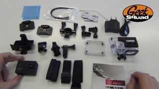 Review cámara de accion HD (en español)