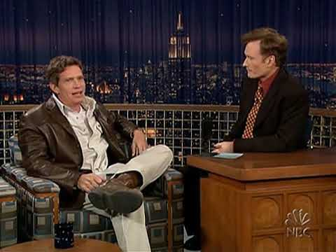 Conan O'Brien 'Thomas Haden Church 12104