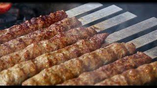 Kabab Koobideh Persian BBQ _ How to Make Koobideh kebab _ Koobideh Recipe