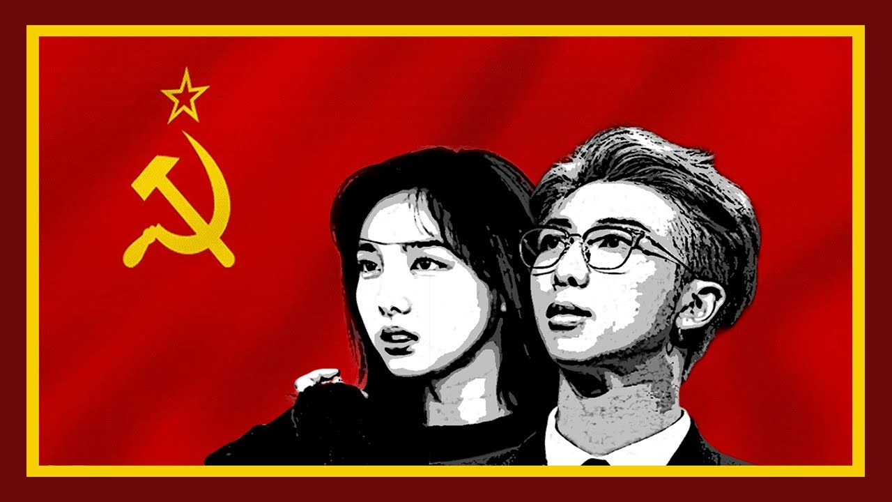Is Kpop Actually Just Socialist Propaganda Bts Big Time Socialist Youtube