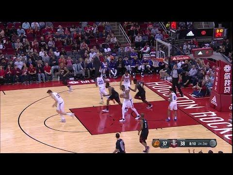 2nd Quarter, One Box Video: Houston Rockets vs. Phoenix Suns