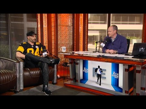 Actor Joe Manganiello Talks Pittsburgh Steelers & More in Studio - 12/5/16