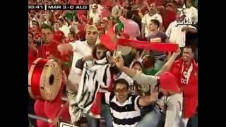 Maroc 4-0 Algérie