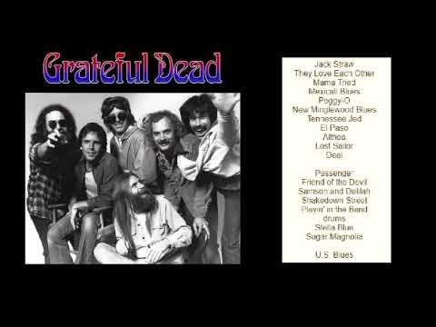 1979-08-04 - Grateful Dead Live at Oakland Auditorium Arena