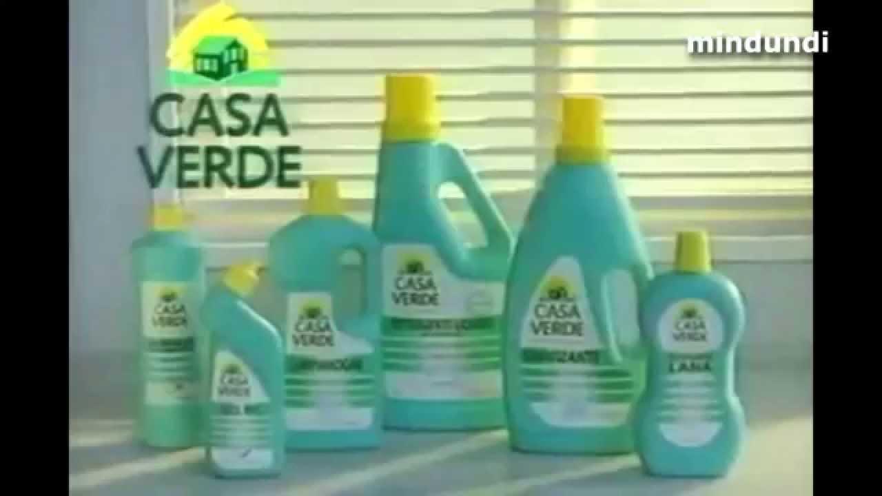 1992 detergentes casa verde suaves con la naturaleza for Anuncios de limpieza