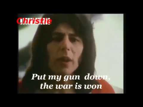 Jeff Christie -Yellow River (lyrics)