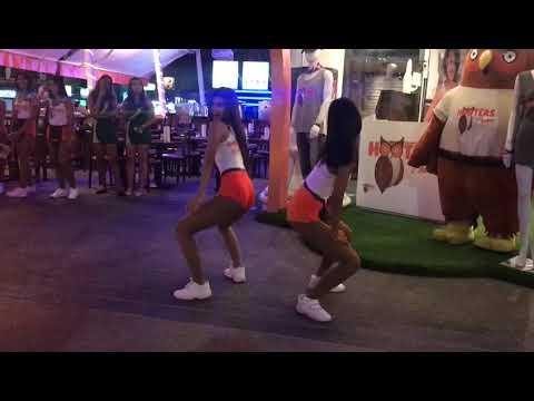 Our Phuket Hooters Girls Can Do KIKI Too